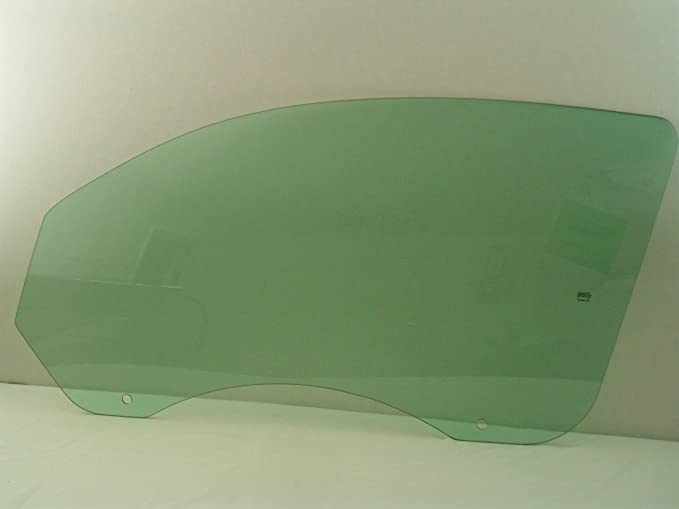 NAGD Compatible with 1996-2007 Ford Taurus 4 Door Sedan Driver Side Left Rear Door Window Glass