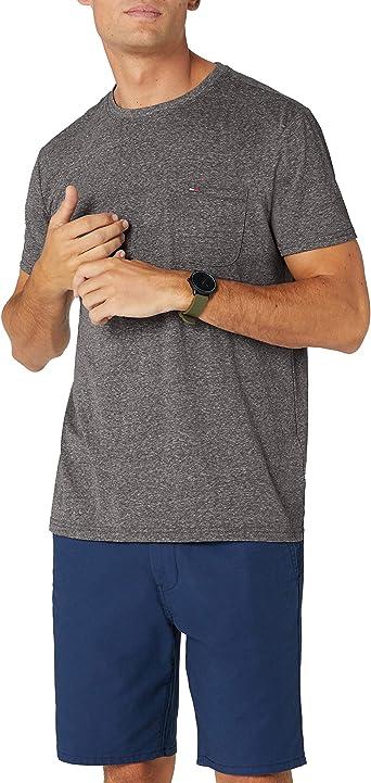 Tommy Hilfiger Essential Pocket Camiseta para Hombre: Amazon.es: Ropa y accesorios