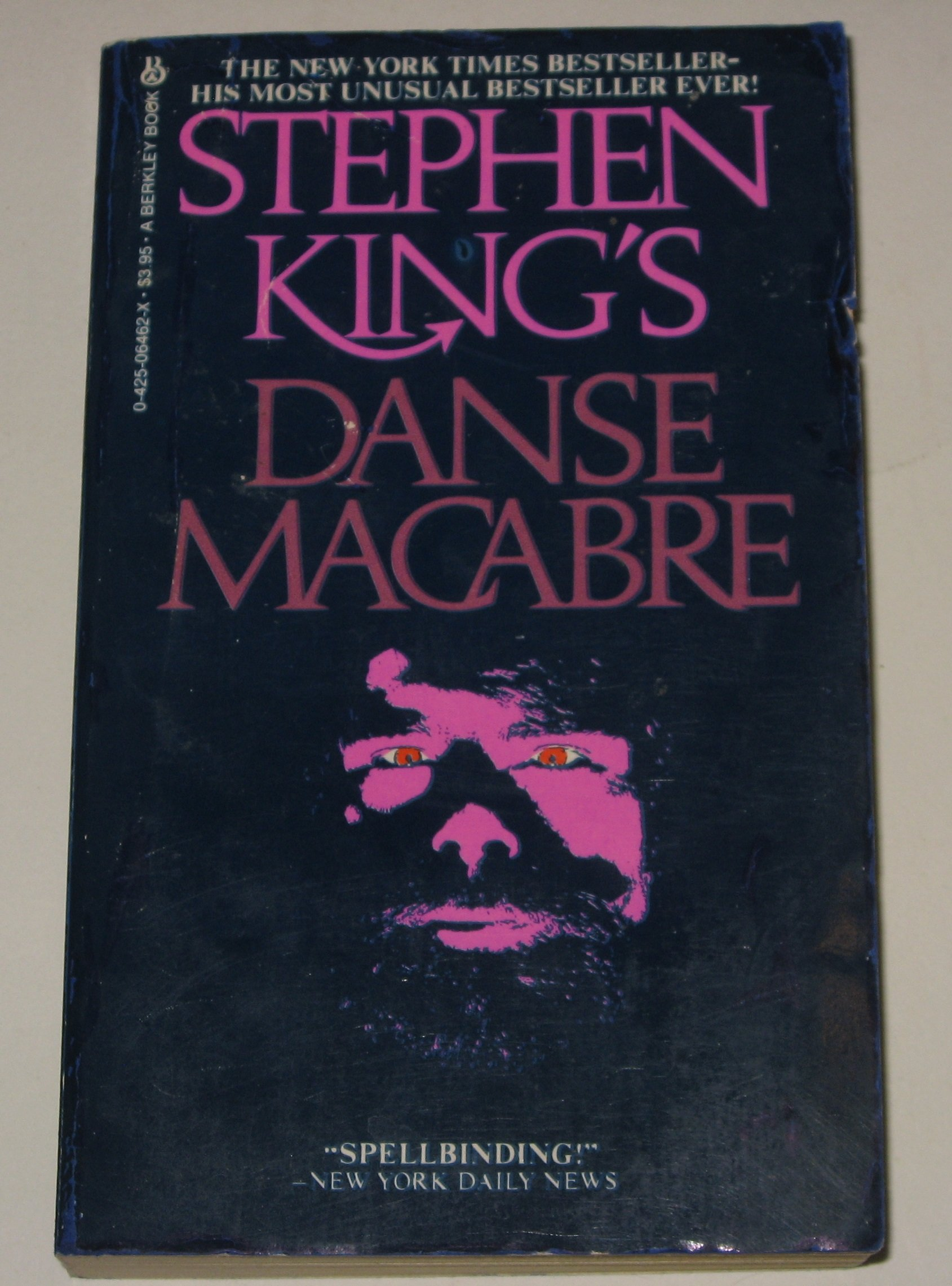 Danse Macabre, King, Stephen