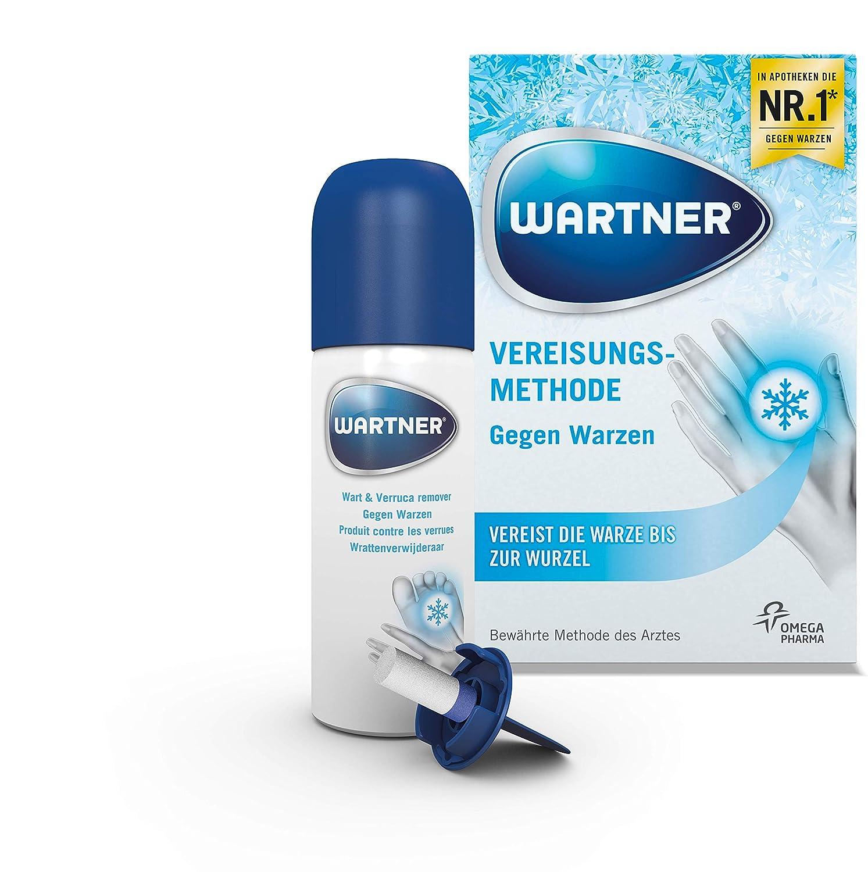 Wartner Spray gegen Warzen, 50 ml, 1er Pack (1 x 50 ml ...