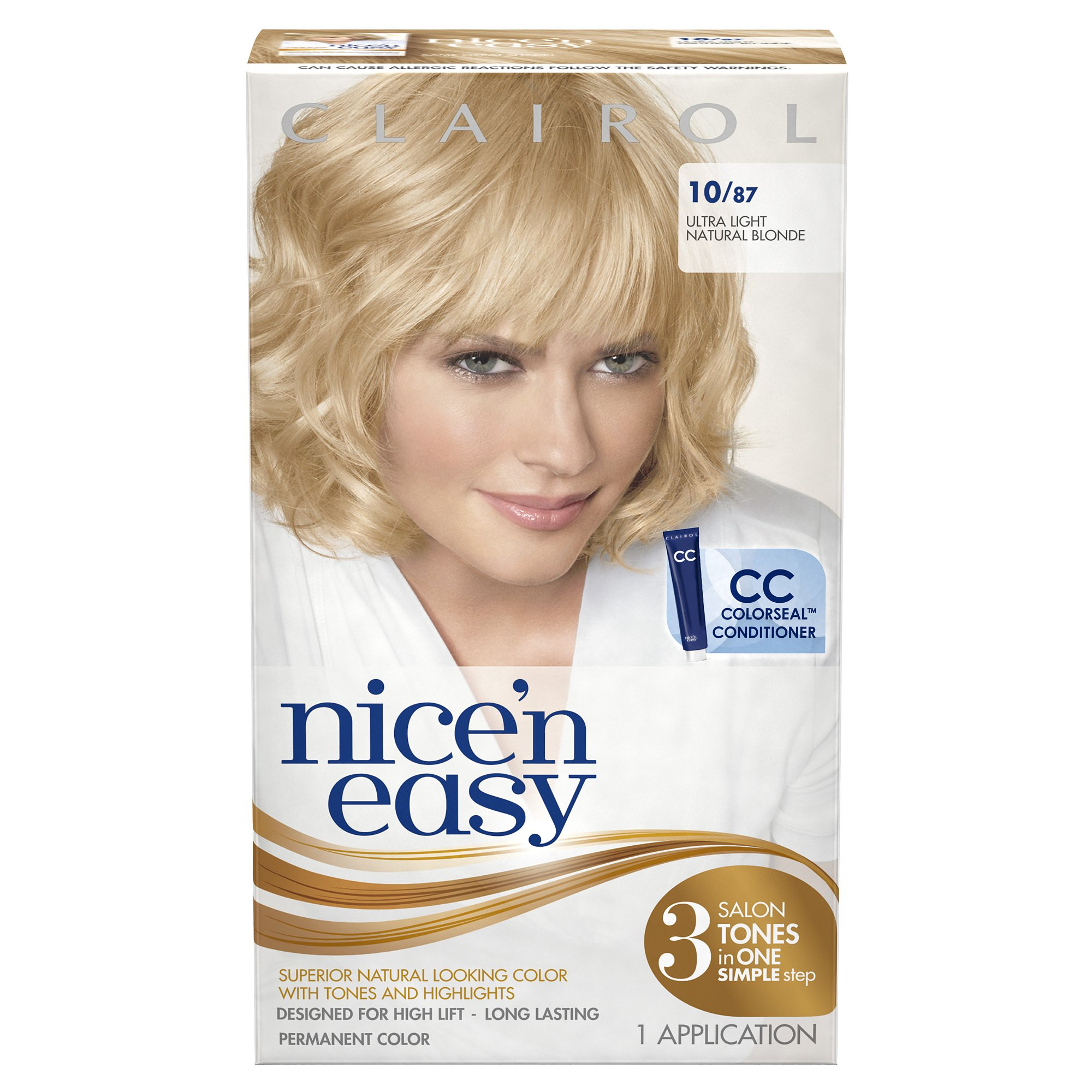 Clairol Blonde Hair Color