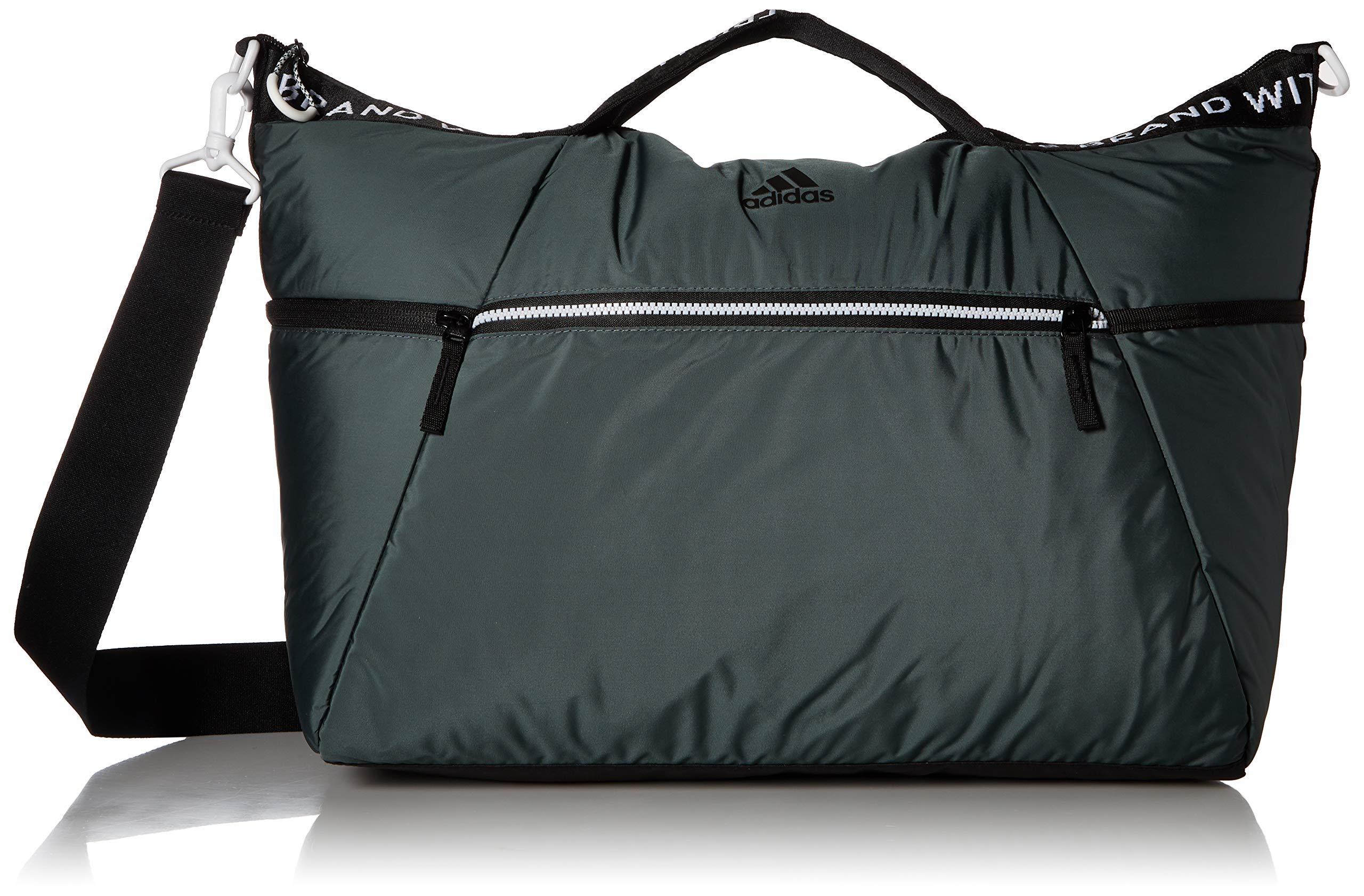 adidas Studio III Duffel Bag, Legend Ivy, One Size