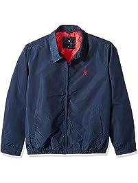 U.S. Polo Assn..................... Mens Small Logo Golf Jacket