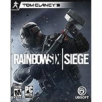 Tom Clancys Rainbow Six Siege for or PC [Digital Download]