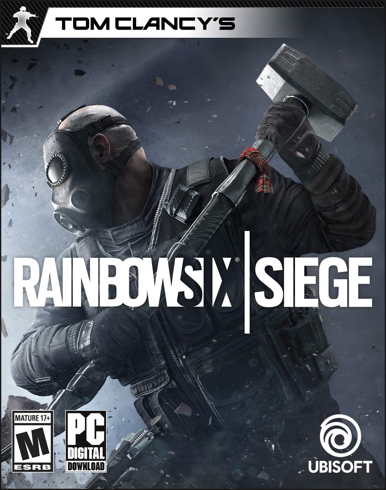 Tom Clancy's Rainbow Six Siege [Online Game Code] by Ubisoft