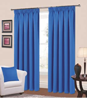 Thermal Blackout Curtains 90 x 90 Curtain Pair Latte / Beige ...