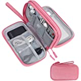 Skycase Travel Cable Organizer,Electronics Accessories Cases, All-in-One Storage Bag,[Waterproof] Accessories Carry Bag for U