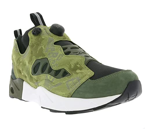 d46a62d6d9ab78 Reebok Instapump Fury Road CS Mens Running Trainers Sneakers (US 11