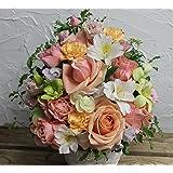誕生日 お祝いおまかせ バラ 生花のアレンジメント (E) Mサイズ ・誕生日祝 結婚祝 開店祝 などギフトに。◎完売につき最短3/2(土)以降のお届けとなります。ただし、休業日に つき3/10(日)お届け不可。