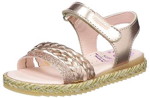 ff74d762fb7e Pablosky Girls  450590 Open Toe Sandals  Amazon.co.uk  Shoes   Bags