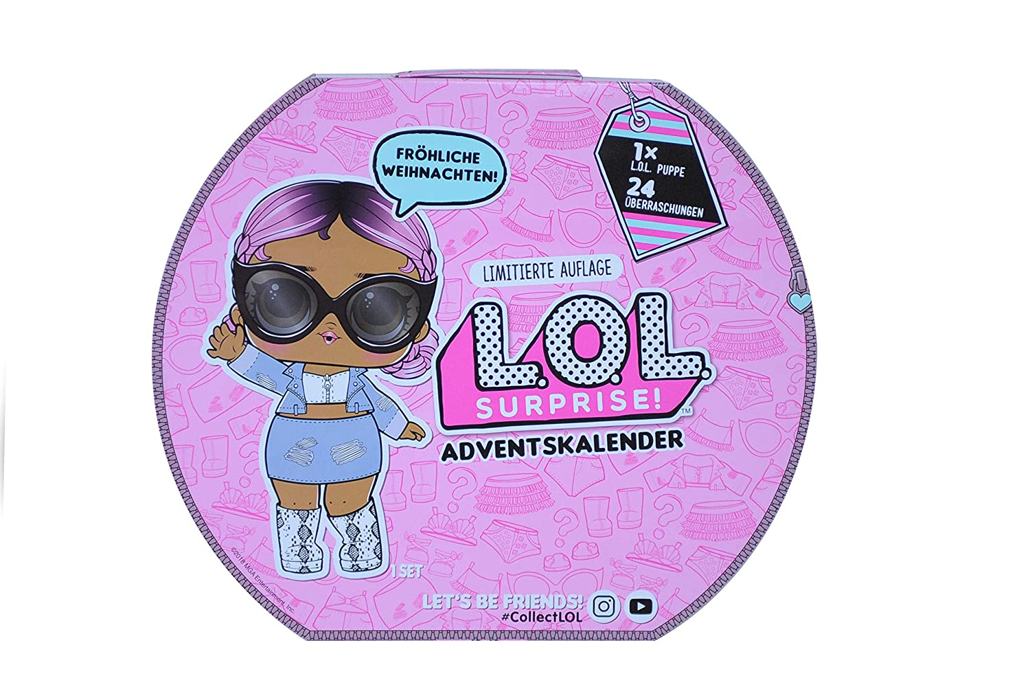 L.O.L. Surprise! #OOTD (Outfit of The Day) MGA Entertainment 555742