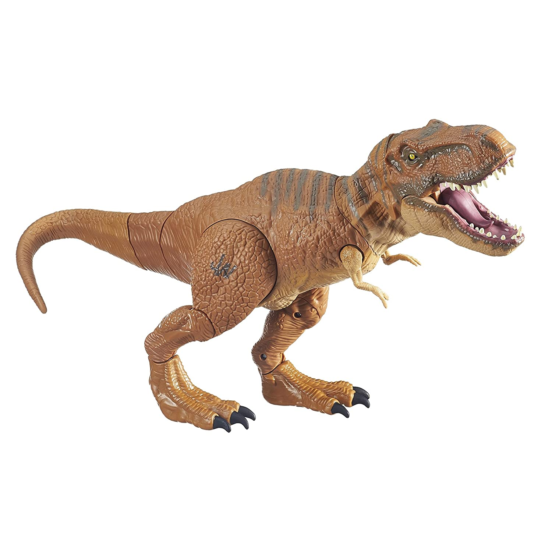 Jurassic World Stomp And Strike Tyrannosaurus Rex T Prime 1 Studio Park 1993 15 Action Figure Toys Games