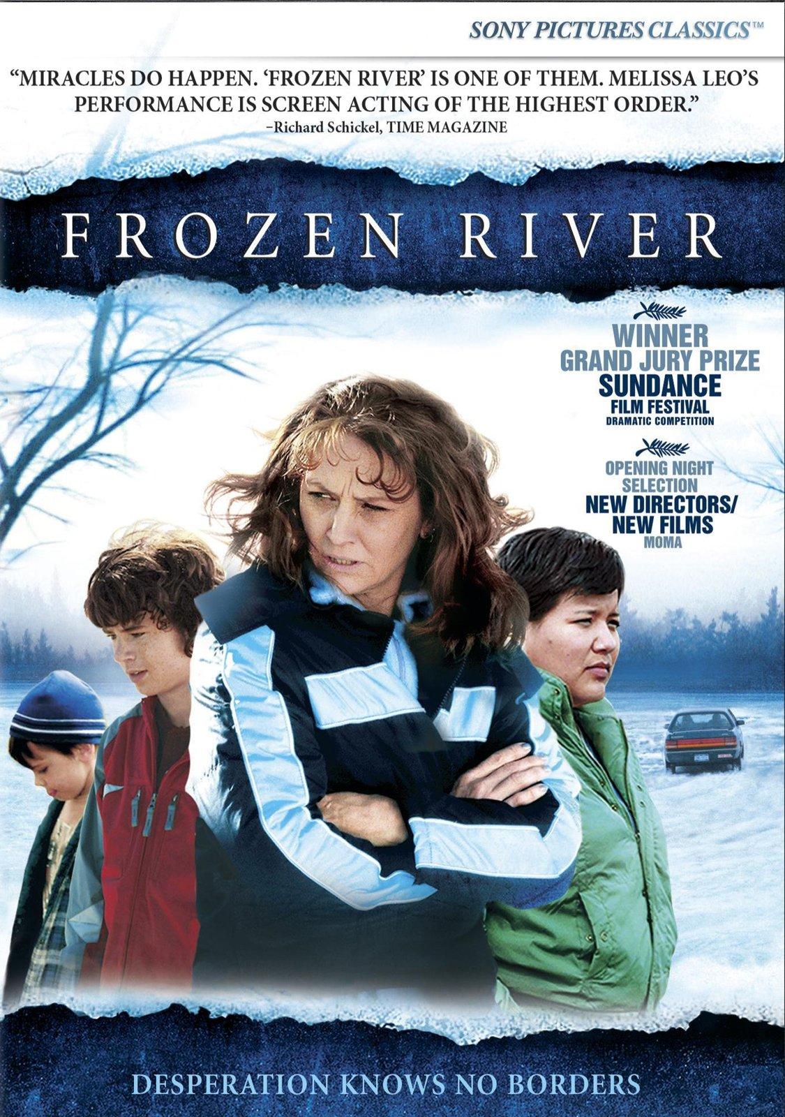 Amazon.com: Frozen River: Lance Delisle, Melissa Leo, Misty Upham, Michael  O'Keefe