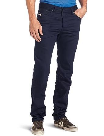 regular fit trousers - Blue Diesel 9tt041ce