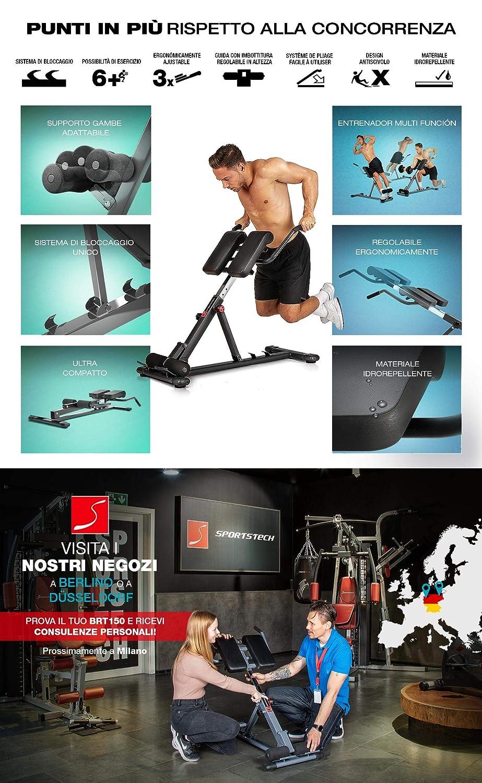 Sportstech en Salud y en Forma en 2019. Banco de Abdominales y ...