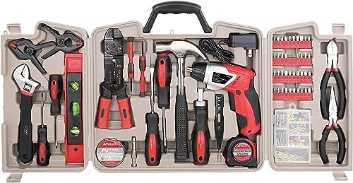 Apollo Tools Household Tool Kit
