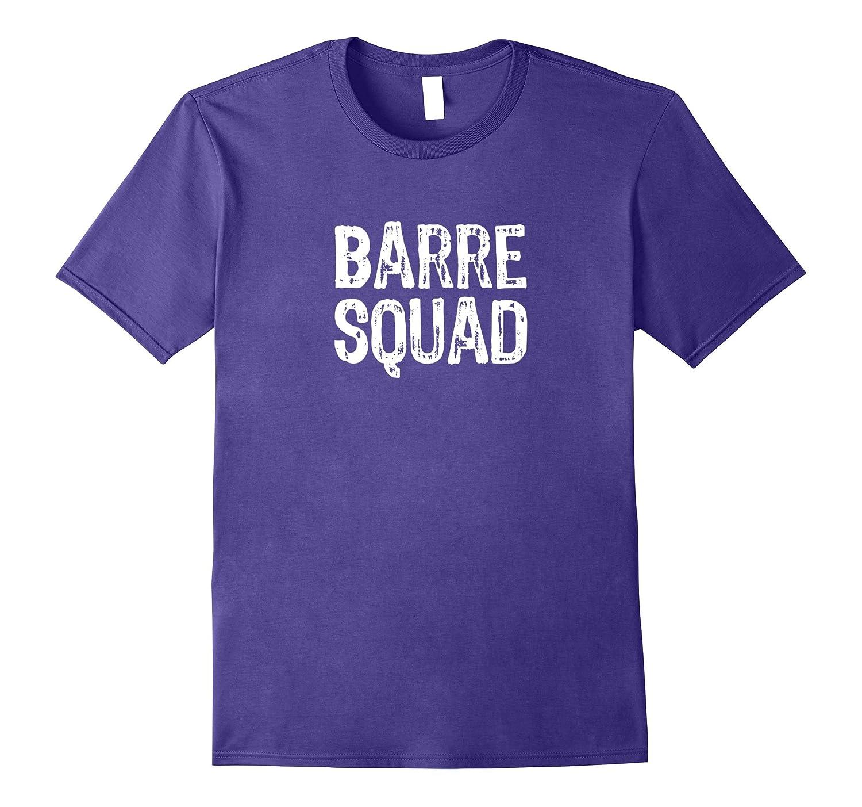 Barre Squad T-Shirt-CD
