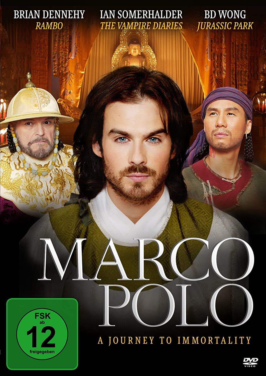 Marco Polo [Alemania] [DVD]: Amazon.es: Ian Somerhalder, Brian ...