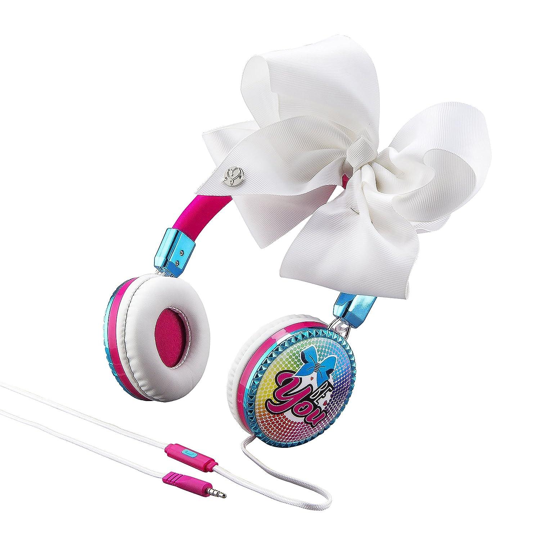 JoJo Siwa Bow Fashion Headphones with Built in Microphone