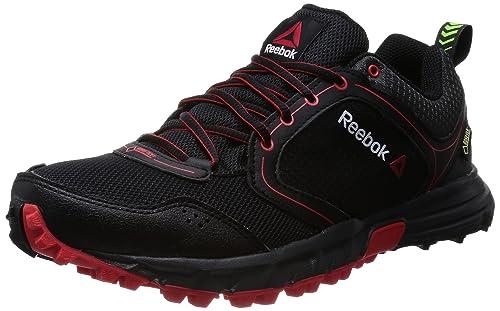 weltweit bekannt später Großhandelsverkauf Reebok - ONE SAWCUT II GTX - Color: Black-Red - Size: 11.5US ...