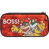 Nintendo Switch Accessories Slim Travel Case Bowser Camo Edition, 500-088