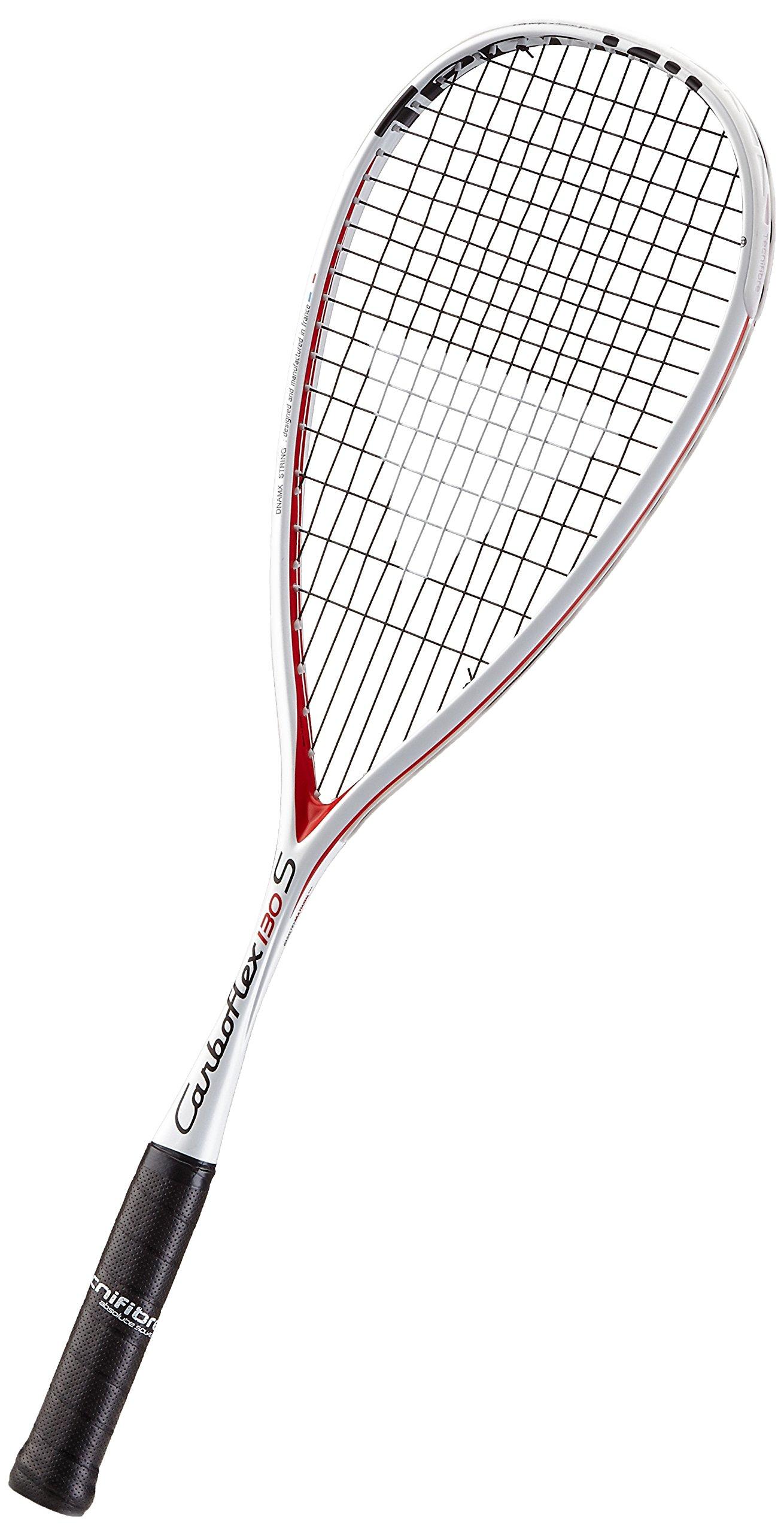 Tecnifibre Carboflex 130 S Squash Racquet by Tecnifibre