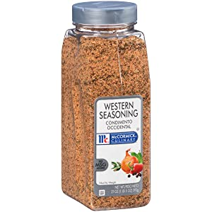 McCormick Culinary Western Seasoning, 21 oz