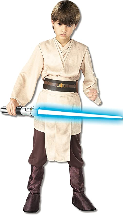 LICENSED ANAKIN SKYWALKER STAR WARS BOYS CHILD  FANCY DRESS UP HALLOWEEN COSTUME
