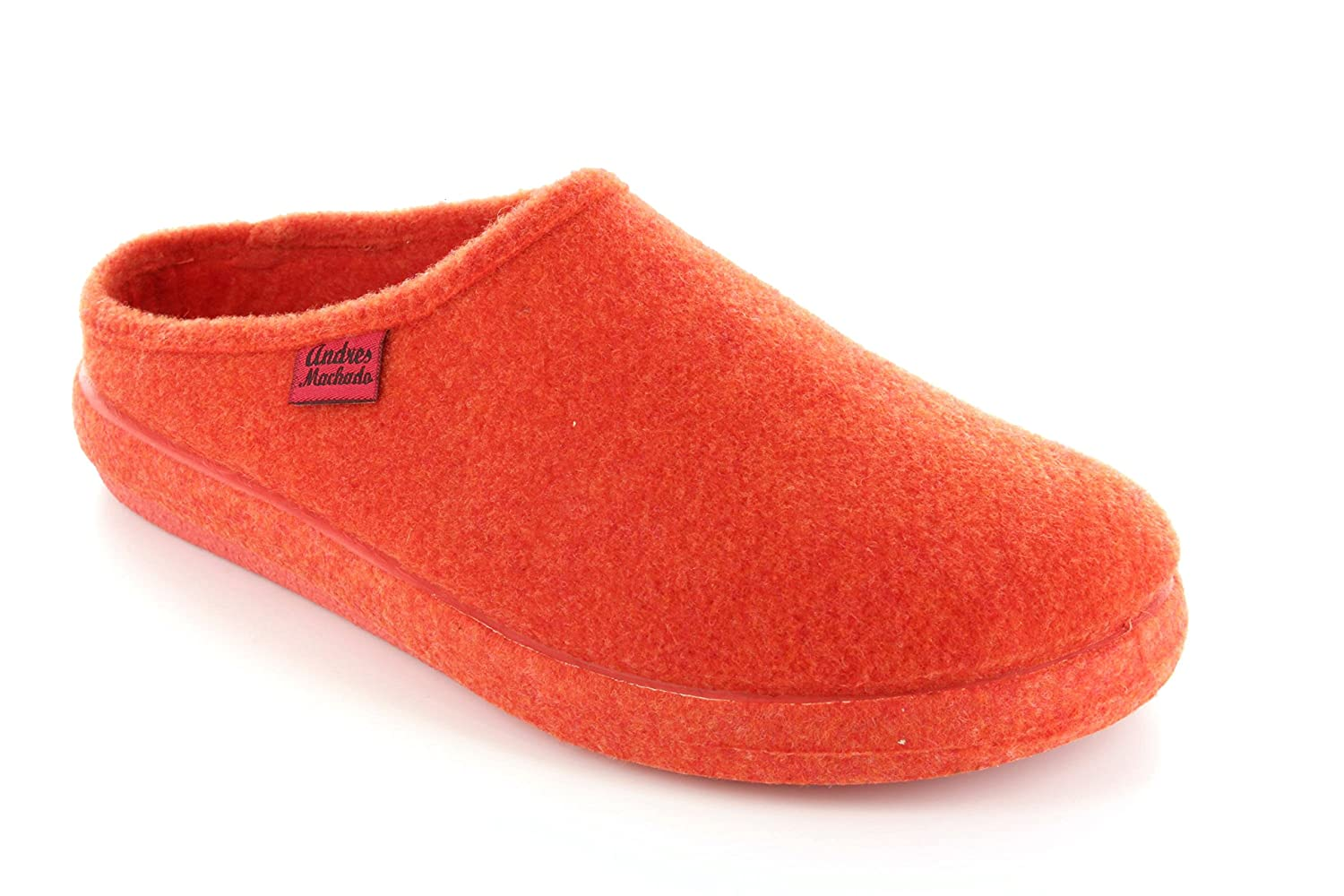 Andres Machado.AM001.AUTHÉNTIQUES chaussons MADE IN chaussons SPAIN Unisex.Petites et Pointures. B078HPXSC4 Grandes Pointures. 26/50 Orange f332b5d - therethere.space