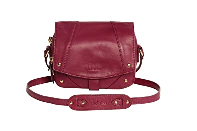 6f89456db7 Kate Lee femme Aness Sac bandouliere Rouge (VIN): Amazon.fr ...