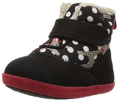 c815e5601208 Bogs Elliott Infant/Toddler Waterproof Snow Boot for Boys and Girls, Giraffe  Print/