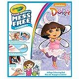 Crayola Color Wonder Book, Dora