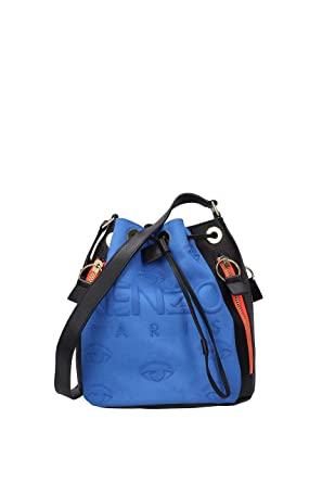 94c02e4e Crossbody Bag Kenzo Women - Fabric (F092SA401K22BLU): Amazon.co.uk: Clothing