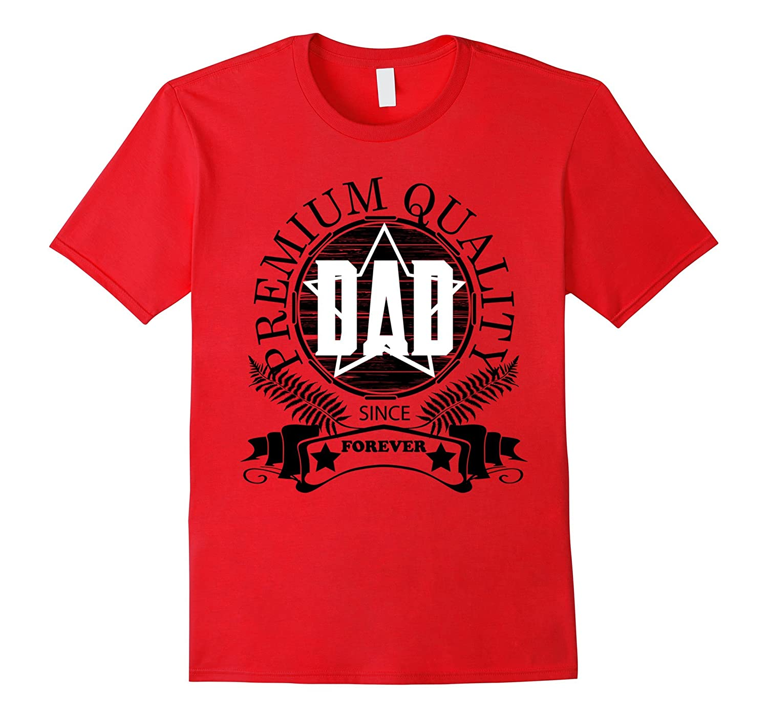 Father day dad gifts Preimum Dad T Shirt-Vaci