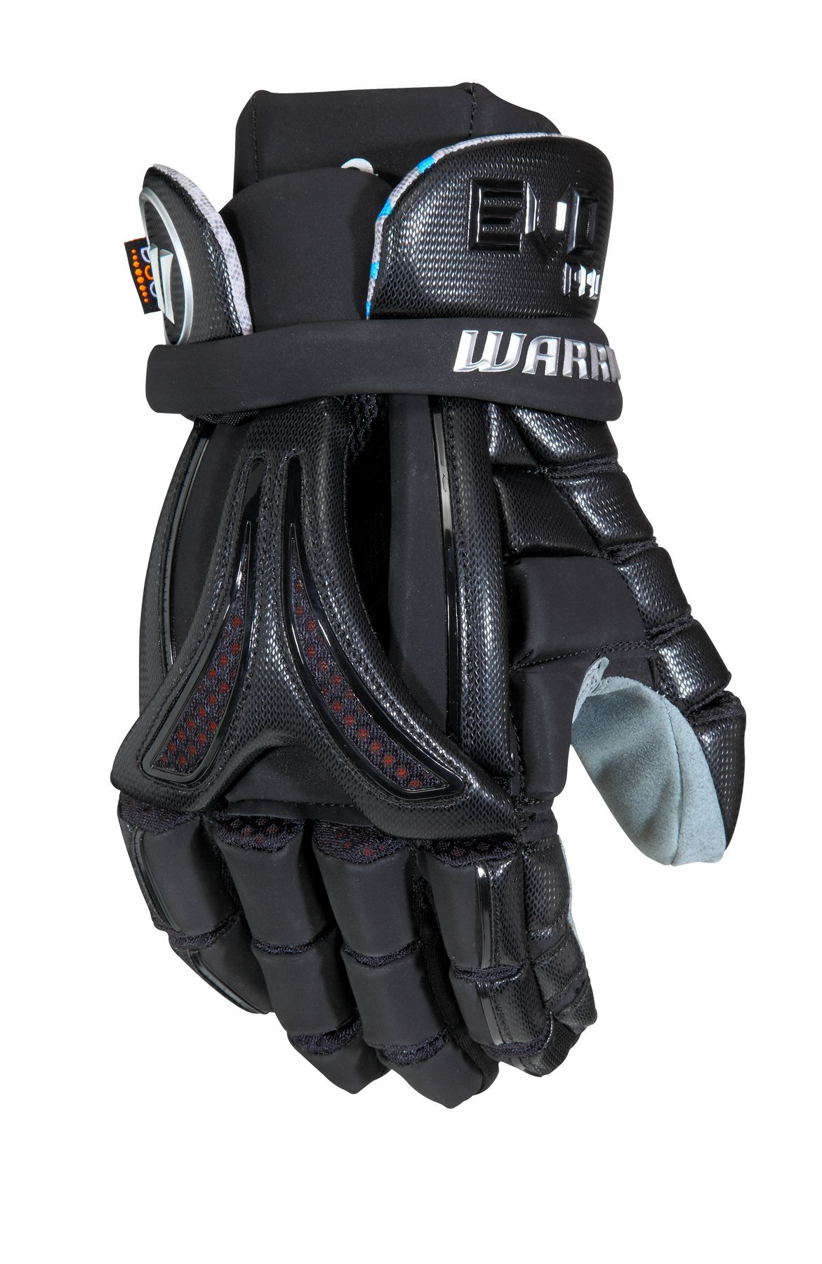 Warrior Evo Pro Gloves, Medium, Black