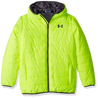 a0abb9375630 Amazon.com  Under Armour Boys  Pronto Puffer Jacket  Clothing