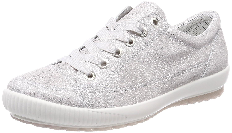 Legero Tanaro, Zapatillas para Mujer 43 EU Plata (Cristal)