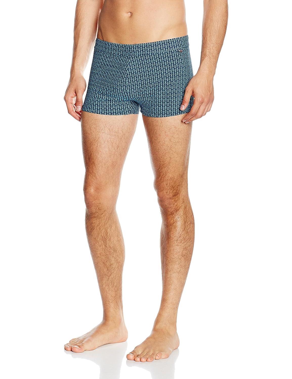 Tommy Hilfiger Men's Logo Swim Trunk Swimsuit