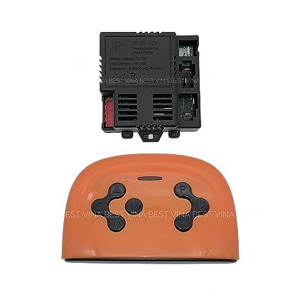Amazon.com: SHENGLE Kit de mando a distancia y receptor para ...