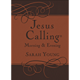 Jesus Calling Morning and Evening, with Scripture references (Jesus Calling®)