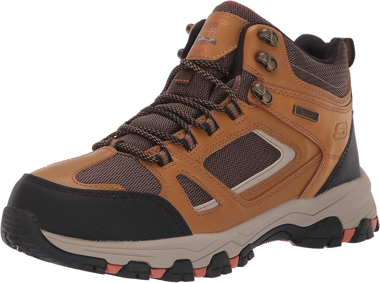 Skechers Men s DOVENO-MOLENS LACE UP Boot Hiking