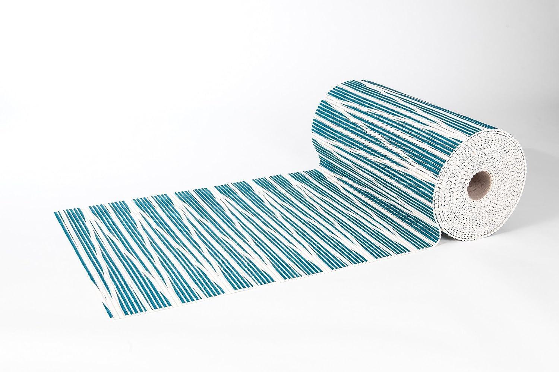 WEICHSCHAUMMATTE METERWARE 21 GR/ÖSSEN 7 MODELLE BODENMATTE BADTEPPICH ANTIRUTSCHMATTE Delphine, 65x50 cm
