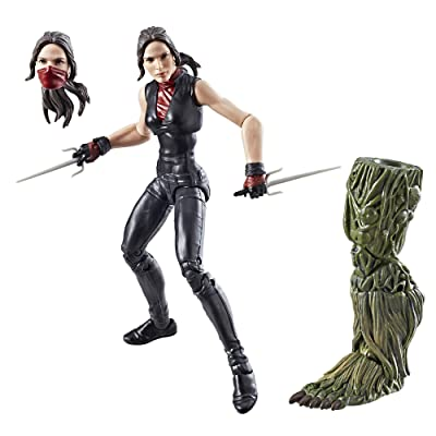 Marvel Knights Legends Série Elektra, 15,2 cm