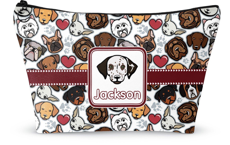 8509921779c6 Dog Faces Makeup Bag - Small - 8