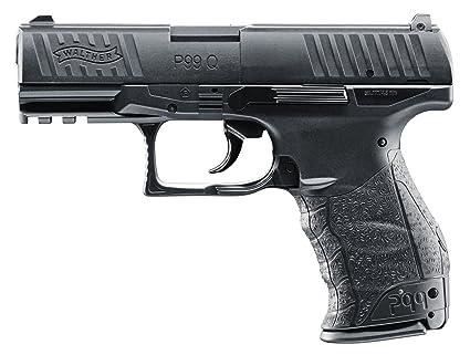 Walther PPQ  177 Caliber BB/Pellet CO2 Powered Airgun Pistol
