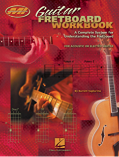 Fretboard theory complete guitar theory including scales chords guitar fretboard workbook music instruction a complete system for understanding the fretboard for fandeluxe Choice Image