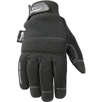 Men's HydraHyde Winter Work Gloves, Waterproof Insert, 40