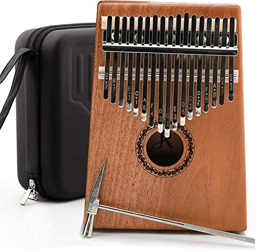JDR Kalimba 17 Keys Thumb Piano