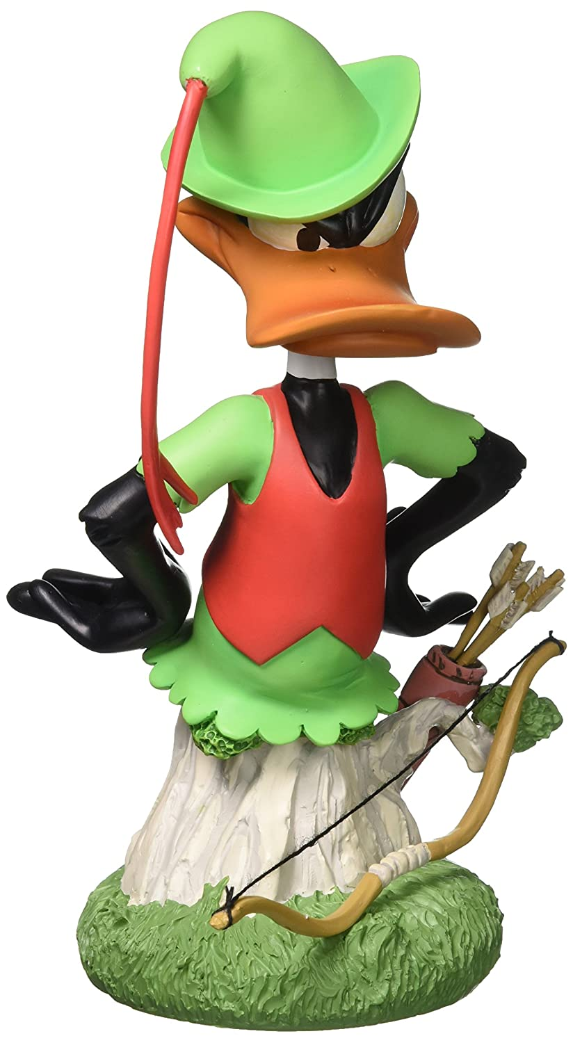 9f2daaa3651 Amazon.com  Enesco Grand Jester Studios Daffy Duck as Robin Hood Stone  Resin Merrie Melodies Figurine  Enesco  Home   Kitchen
