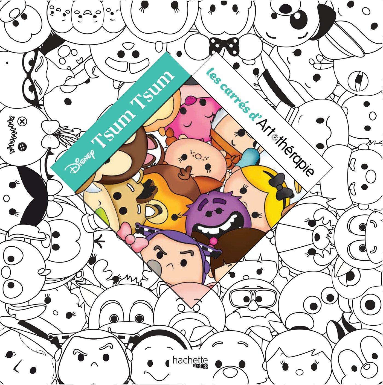 Tsum Tsum Amazonfr Collectif Disney Livres